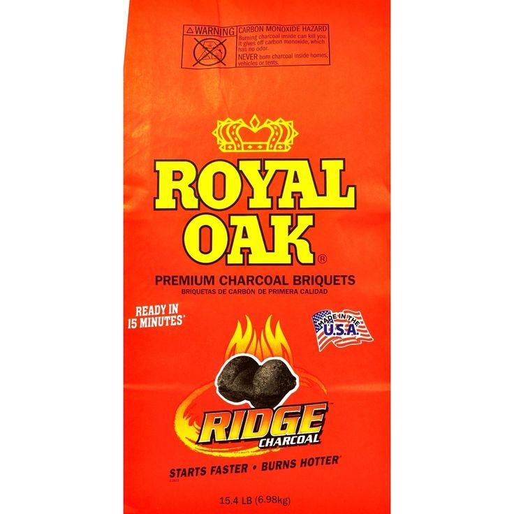 Royal Oak 15.4-lb Charcoal Briquettes
