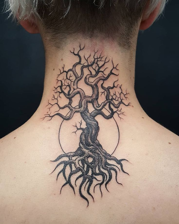 Simple and Easy Pine Tree Tattoo – Designs & Meanings (2019) – Page 55 of 60