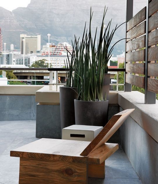 Urban Luxury Penthouse In Cape Town