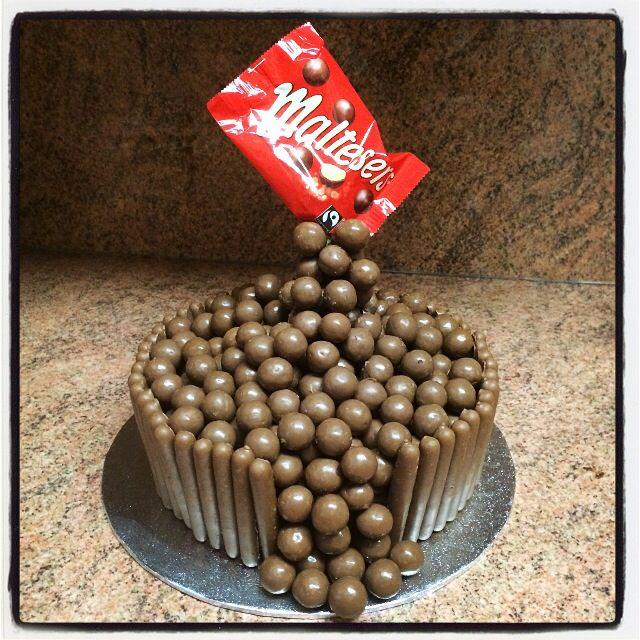 Floating Malteser Cake Recipe