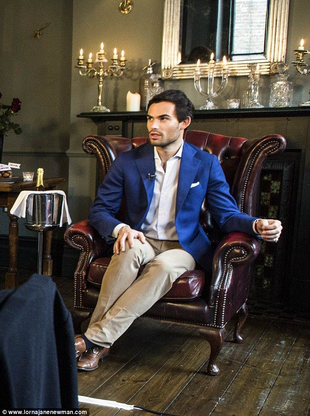 'I don't set myself limitations': The socialite, who's known for his witty remarks, went on to reveal that while he doesn't have as much airtime as his counterparts, but he hopes to stay on till the very end of the hit series