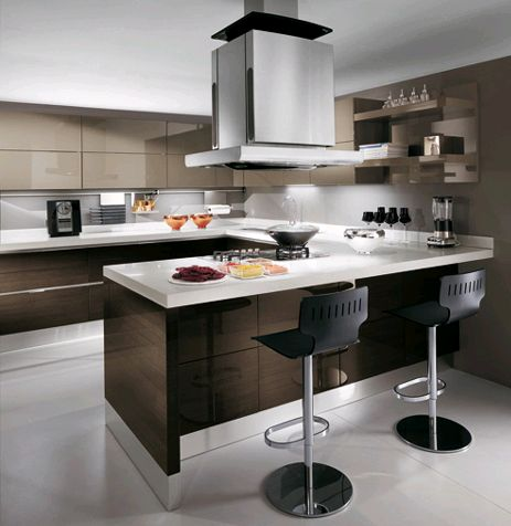 Scavolini Kitchens And Poltrona Frau Leather Both Have Ties To Ferrari Design
