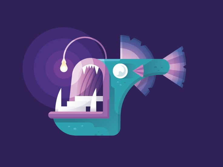 angler fish Discover the incredible anglerfish, denizen of the ocean's deep, lightless realms learn how these predators attract their victims with bits of luminous flesh.