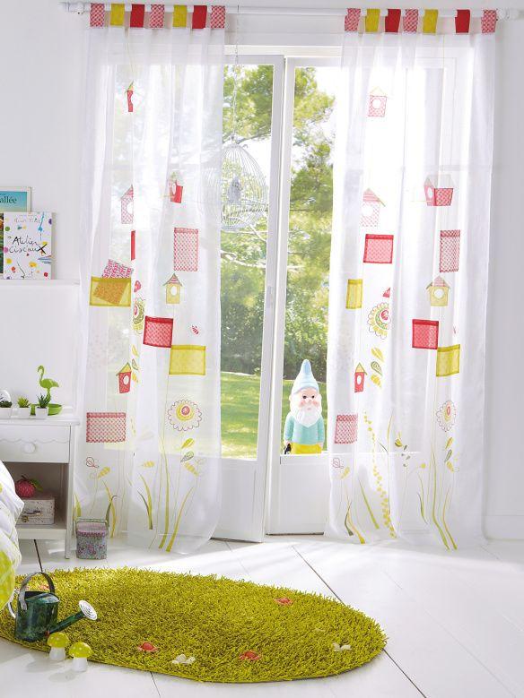 Oltre 1000 idee su rideau chambre enfant su pinterest - Rideau chambre d enfant ...