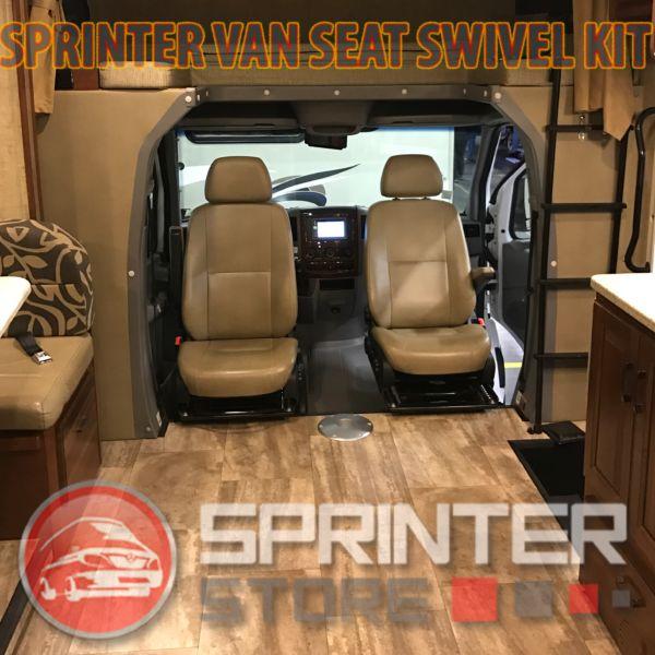 Seat-swivel-set