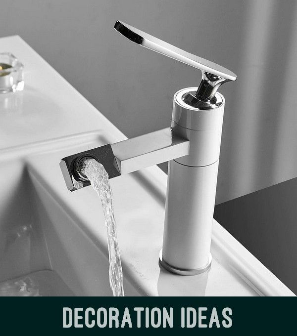 Basin Faucet Brushed Nickel Faucet Tap Bathroom Sink Faucet Single Handle Hole Deck Mounted Wash Hot Cold Mixer Tap Crane 855018 Homeimprovement Homedecore H In 2020