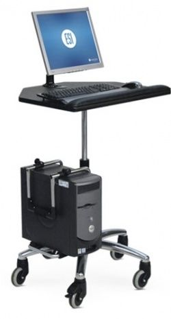 Computer Carts On Wheels For Laptops
