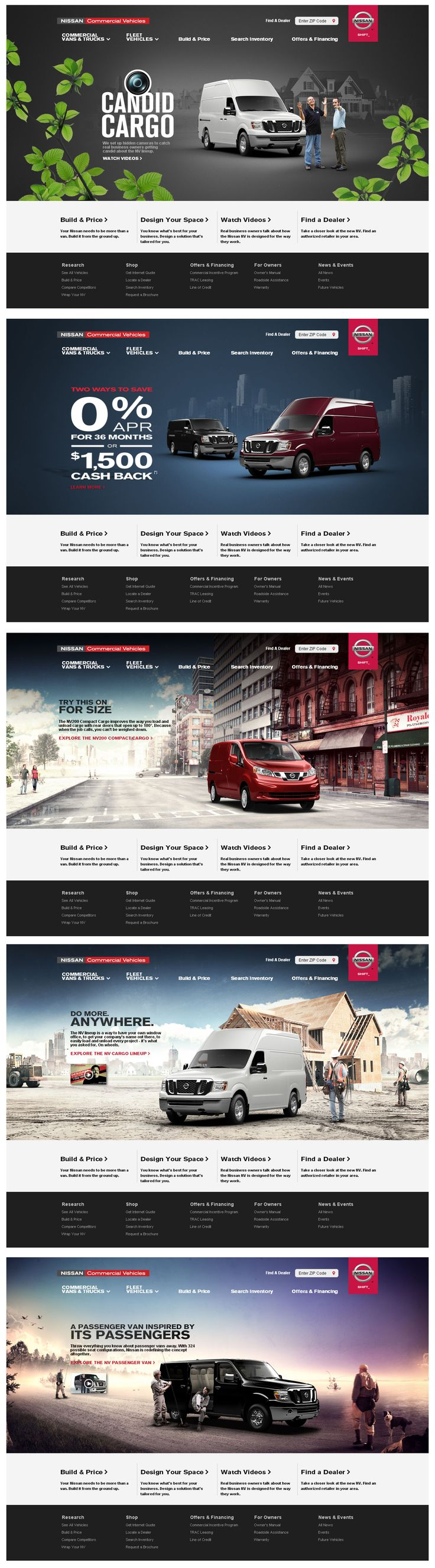 Nissan Commercial Vehicles  http://www.nissancommercialvehicles.com/