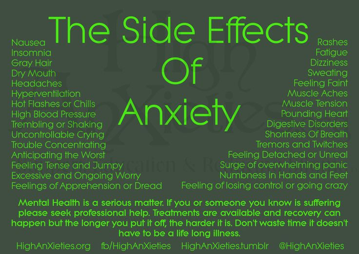 Generalized Anxiety Disorder (GAD)