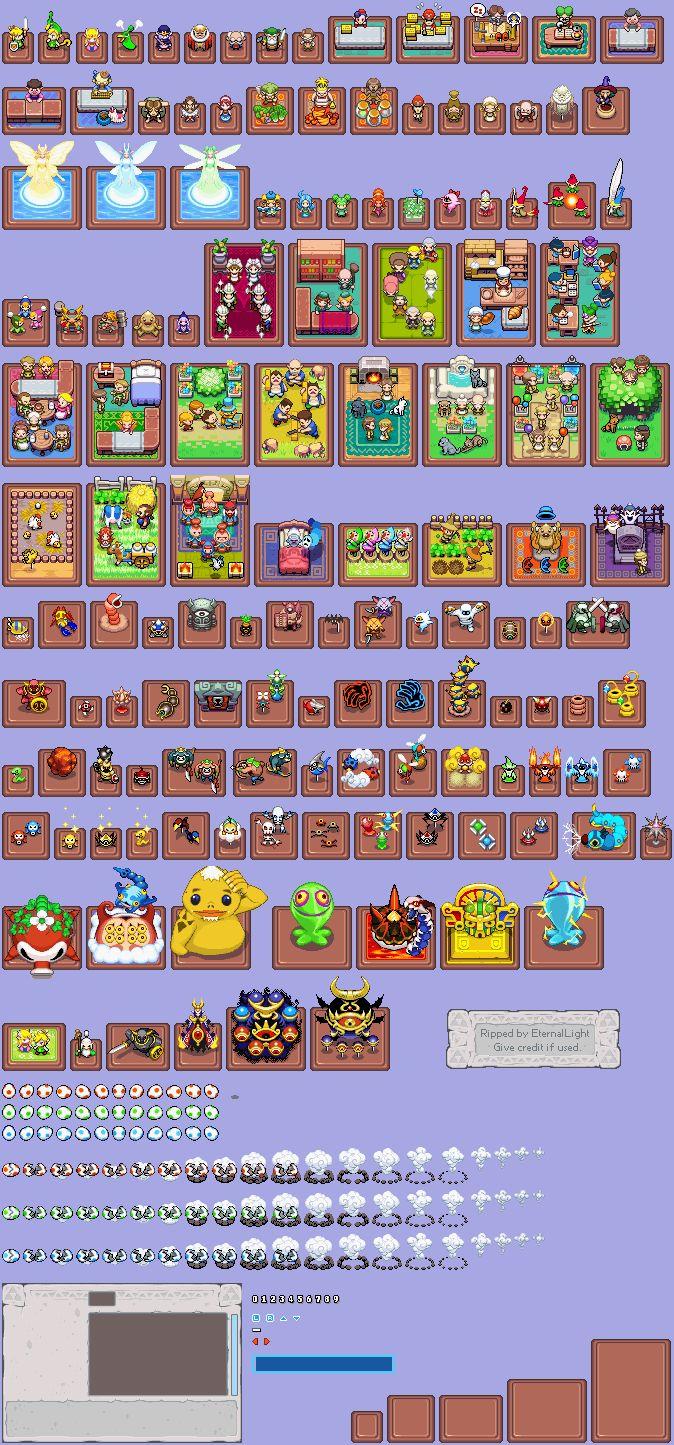 Game boy color legend of zelda - Game Boy Advance The Legend Of Zelda The Minish Cap Figurines