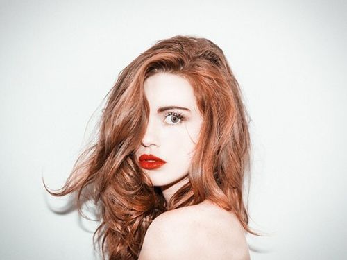 holland roden, eyes, and beauty image