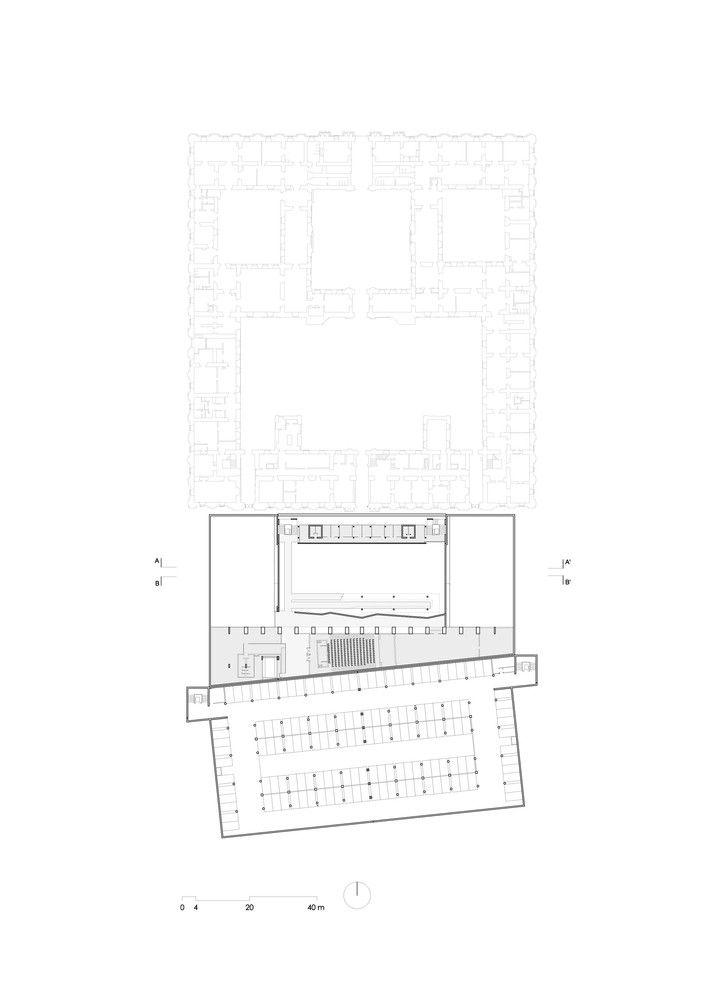 Galería de Centro Cultural Palacio La Moneda y Plaza de la Ciudadanía / Undurraga Devés Arquitectos - 24