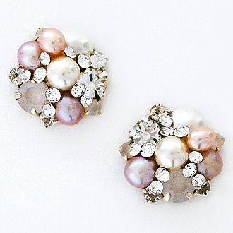Pearl On Earrings