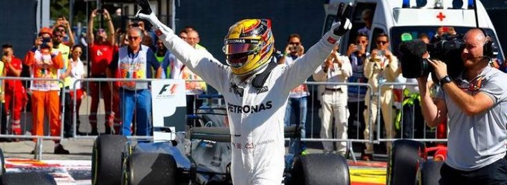 Grand Prix d'Italie 2017 : Hamilton et Mercedes dominent Ferrari dans son antre !