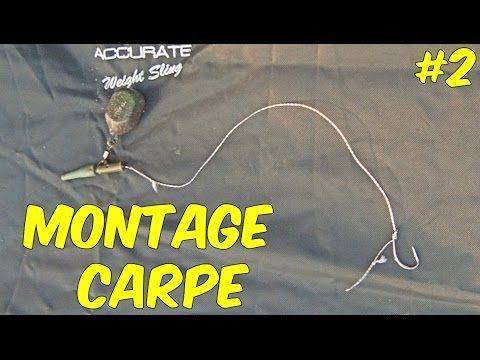 Montage d'une Canne à Carpe | Tuto #2  #canne #carpe #montage