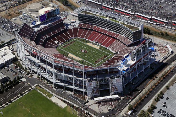 San Francisco 49's Levi Stadium