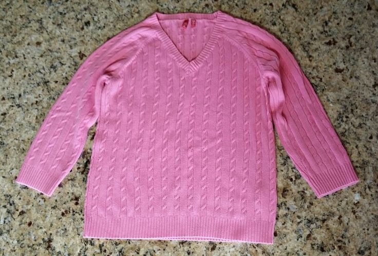 525 sweater (M) $5