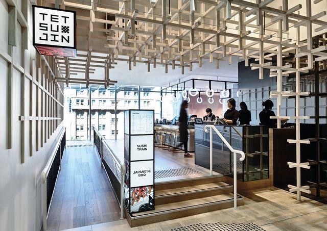 Dual dining: Tetsujin | ArchitectureAU