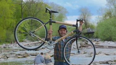 BAM Original // Workshop // #bamoriginal // #battlethemetal // #bamboo // #bambus // #bamboobike // #bamboobicycle // #bambusfahrrad // #schmidtmax // #br // #bayerischerrundfunk // www.bam-original.com