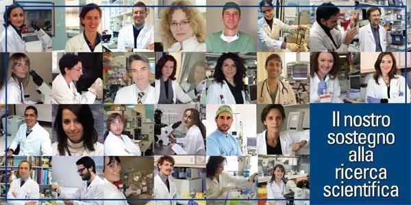 Nel 2013 finenziamo 127 borse di ricerca e 40 progetti di ricerca. E il 20 marzo festeggiamo questi numeri!