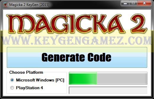 Are you looking for Magicka 2 KeyGen? If the answer is YES, you've got in the right area. If you don't know how to generate free serial codes with Magicka 2 KeyGen Tool for Magicka 2 video game, you will learn in this article. So read it entirely!