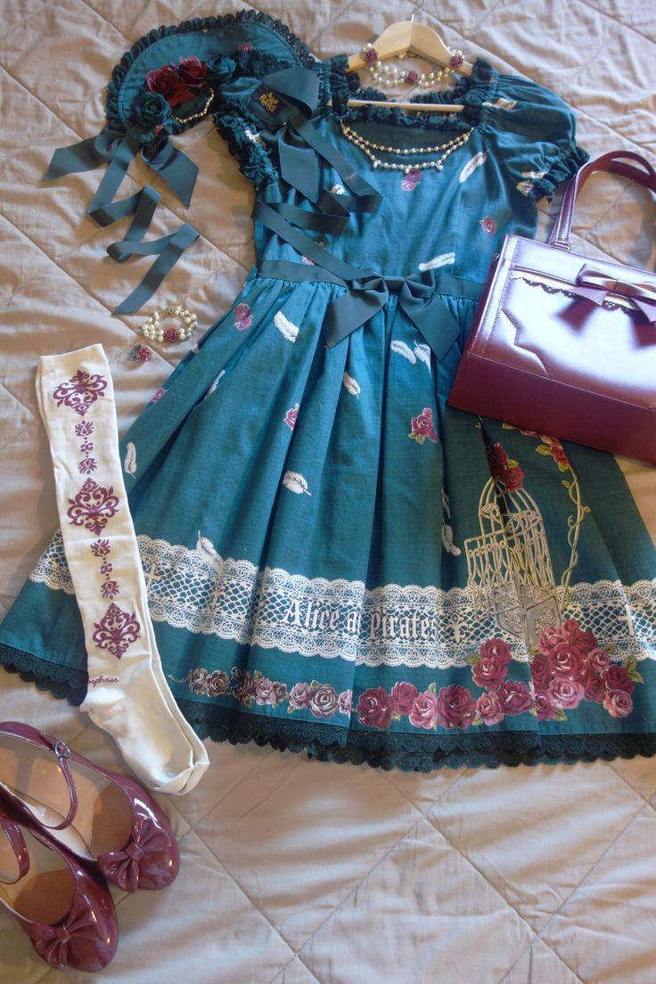 254 best Lolita images on Pinterest | Lolita fashion, Lolita style ...