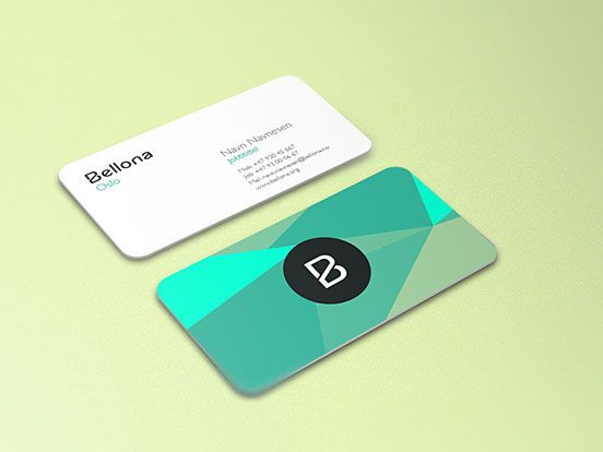18 best 19 contoh desain kop surat dan kartu nama kreatif images bellona business card business cards the design inspiration stopboris Gallery