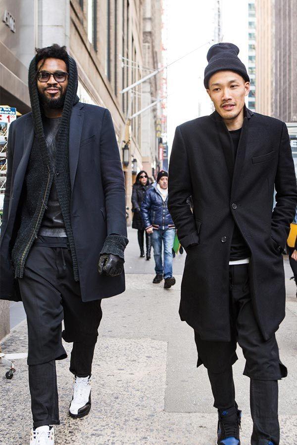 Maxwell Osborne & Dao-Yi Chow, designers (Public School) | The 2015 International Best-Dressed List | Vanity Fair