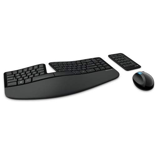 fa8a32d306 Microsoft Sculpt Ergonomic Wireless Keyboard   Mouse  79 + Free Shipping