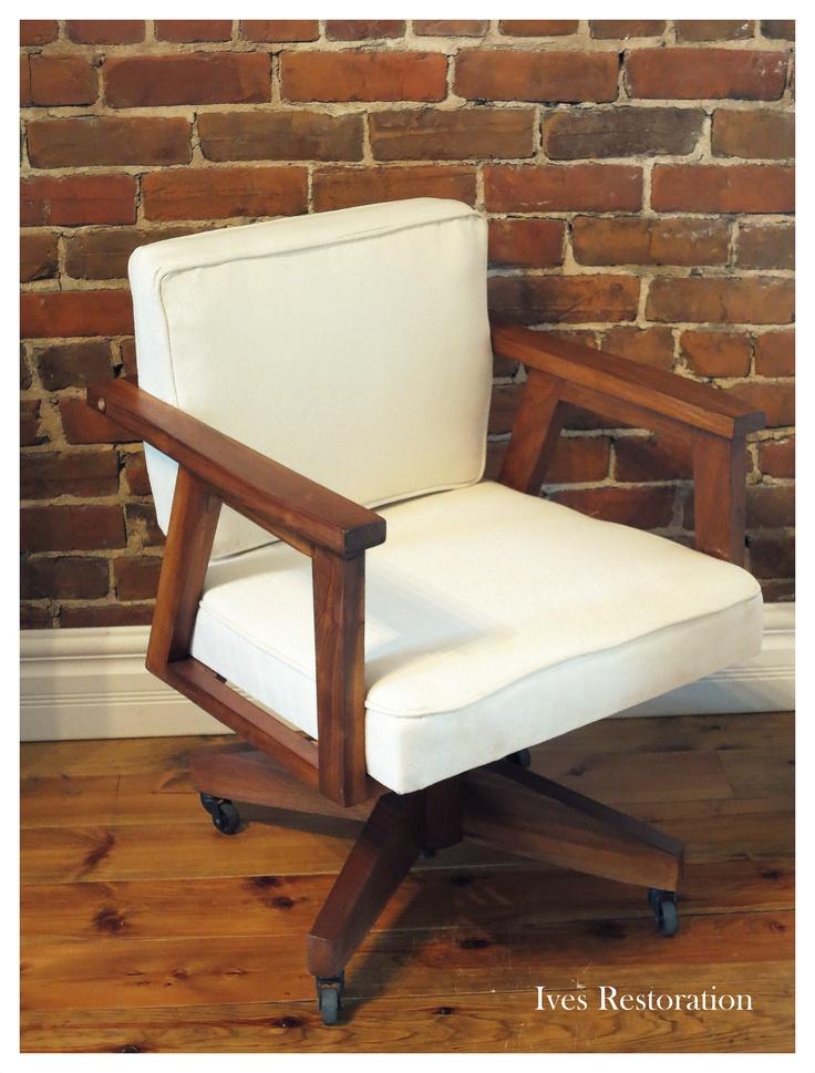 Mid-century desk chair - SOLD