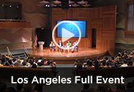 Los Angeles Teacher Town Hall #StudentsFirst #EdReform