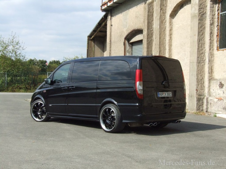 Mercedes-Benz #Viano (construction series 639) #mbhess #mbviano
