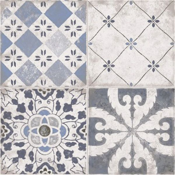 CRETA Decor Grey 20X20   (CRT003)