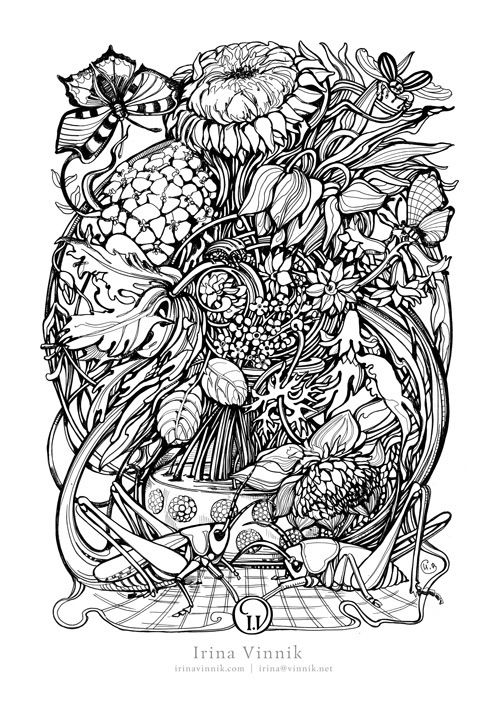 51 Best COLORING PAGE Images On Pinterest