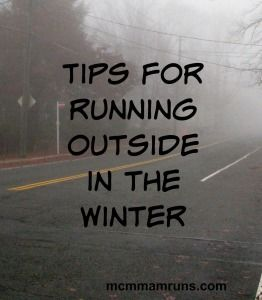 Training through the winter or just want to keep your fitness during the cold season? Here are some tips to get your running workout in during the winter cold.
