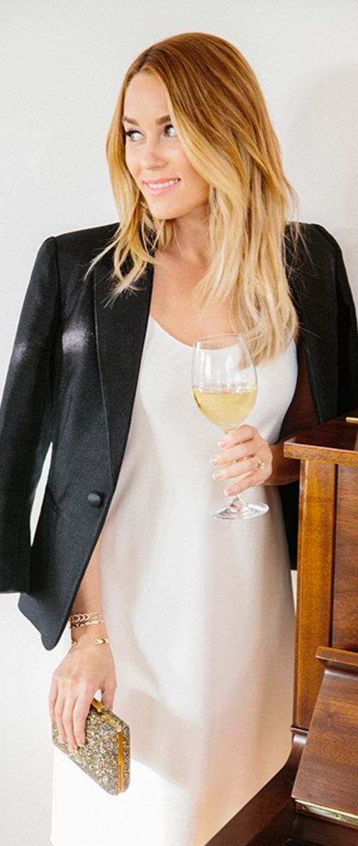 Lauren Conrad wearing Imagine by Vince Camuto, Age and Aldo