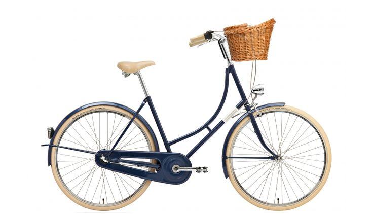 Creme Holymoly Solo - Vélo hollandais Femme - 3-speed bleu                                                                                                                                                                                 Plus