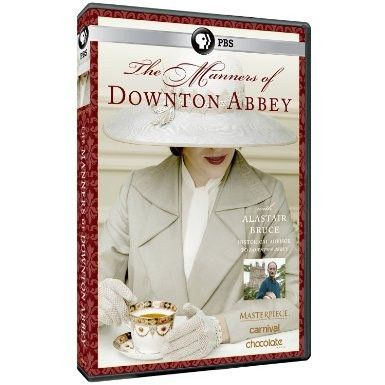 Masterpiece The Manners of Downton Abbey (DVD)