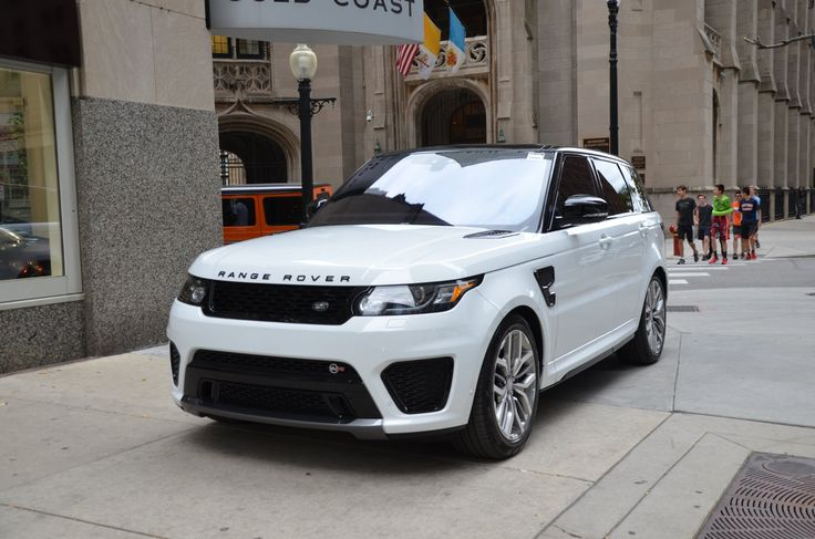 Used 2017 Land Rover Range Rover Sport SVR | Chicago, IL