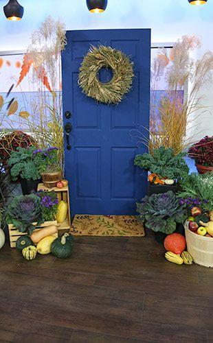 Edible Front Door Decor
