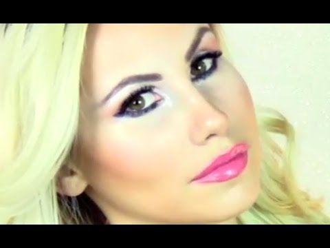MAQUILLAJE DE OJOS PASO A PASO | Como Maquillarse los Ojos Tutorial Comp...