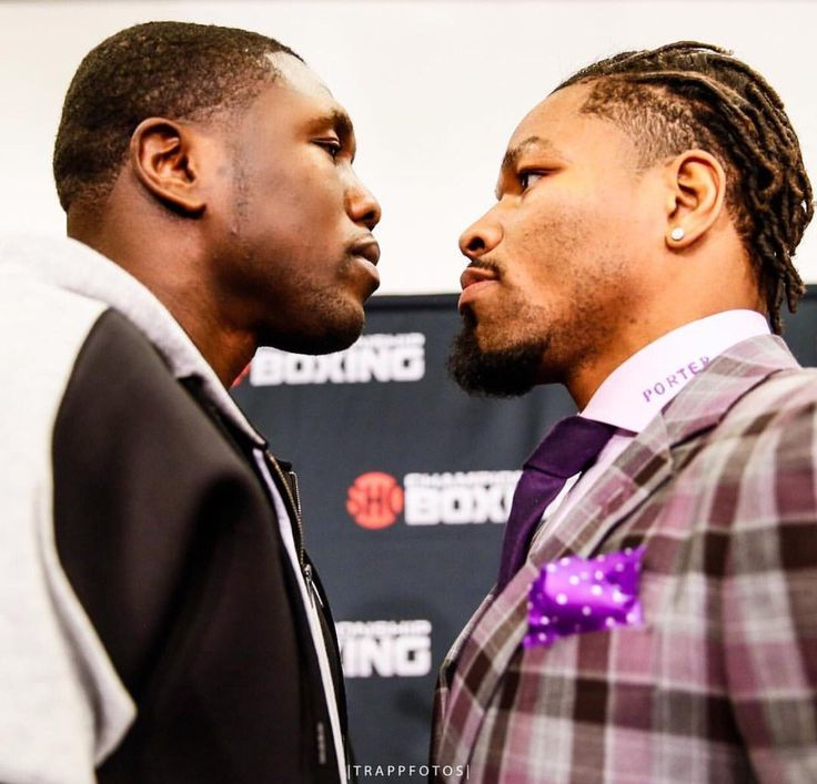 Shawn Porter, Andre Berto official for April