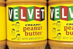 we could smell the peanuts in Livonia when they were making the peanut butter!!!!