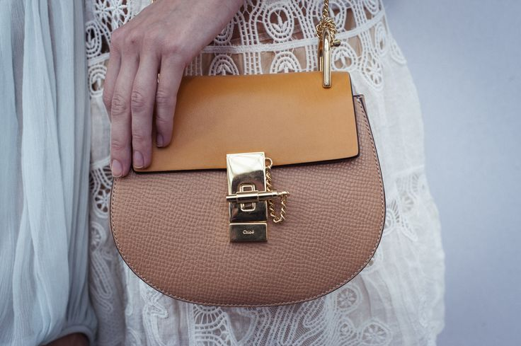 chloe drew bag beige inspiration post