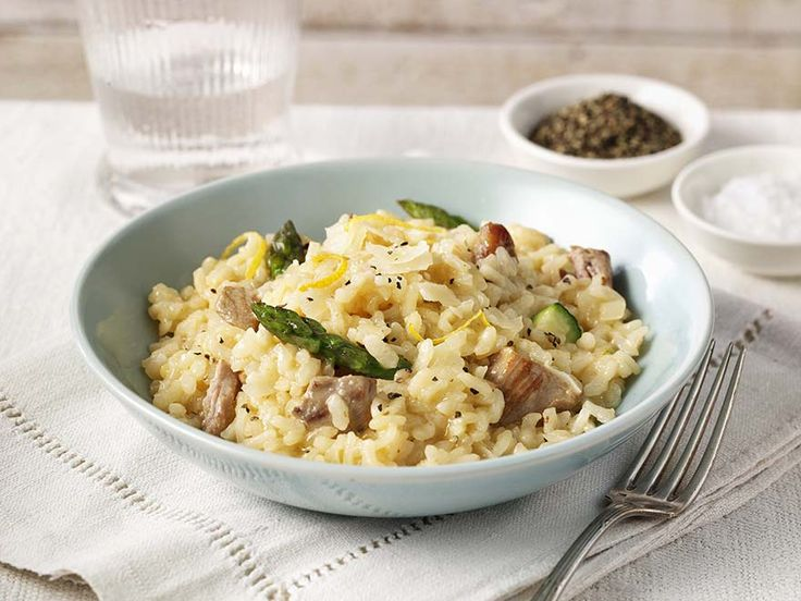 Oven Baked Turkey Risotto | yummy food | Pinterest
