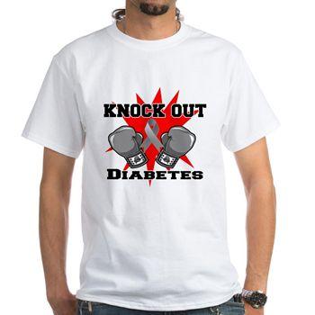 Knock Out Diabetes Shirt