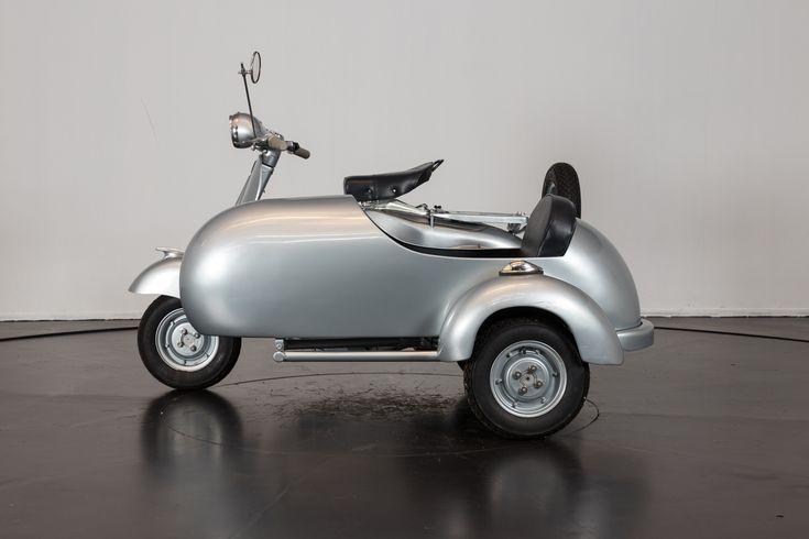 1958 Piaggio Vespa Sidecar | Classic Driver Market