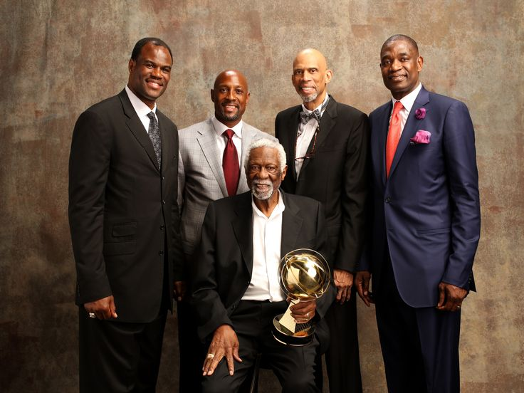 Bill Russell delivers epic line after winning NBA lifetime achievement award   Yardbarker.com
