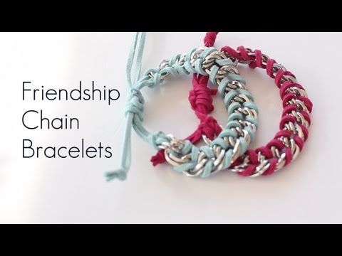 Friendship Chain Bracelets