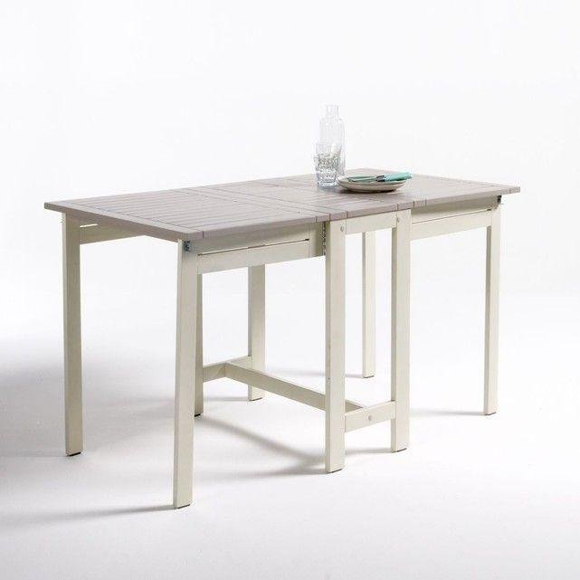 Les 20 meilleures id es de la cat gorie table de jardin - Table de jardin en acacia ...